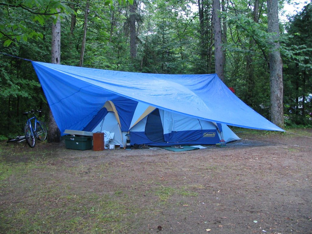 camping tips, tent insulation, warm, cold nights