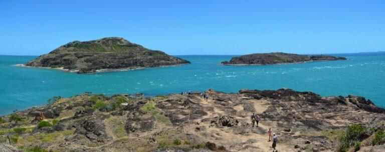 The tip of Cape York, Australia