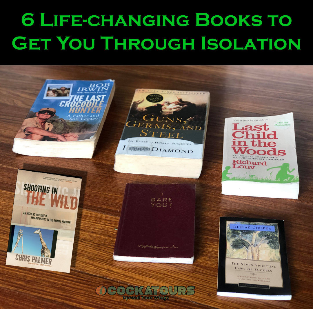 best books to read isolation covid