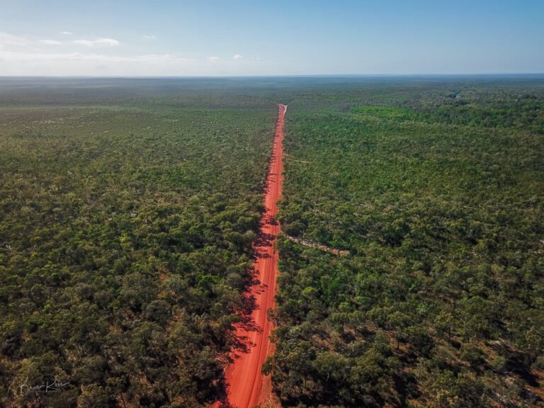 cape york red road